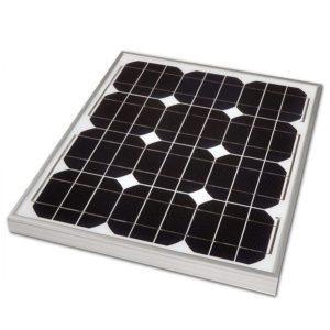 پنل خورشیدی 30 وات مونو کریستال رستار سولار