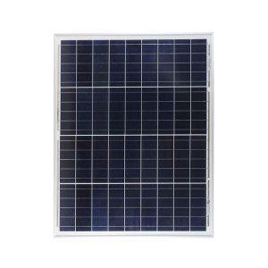 پنل خورشیدی 50 وات پلی کریستال رستار سولار
