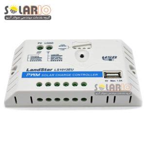 شارژ کنترلر خورشیدی EPsolar 10A مدل LS1012EU