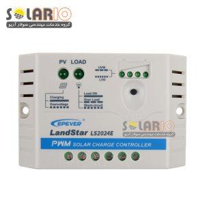 شارژ کنترلر EPsolar pwm LS2024E