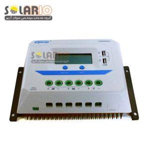 شارژ کنترلر خورشیدی EPSOLAR 60A مدل VS6048AU