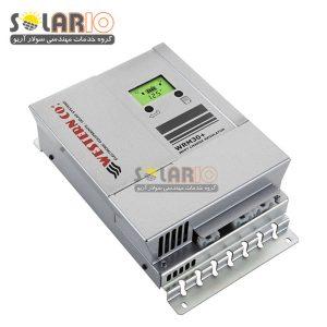 کنترل کننده شارژ خورشیدی وسترن مدل +WRM30