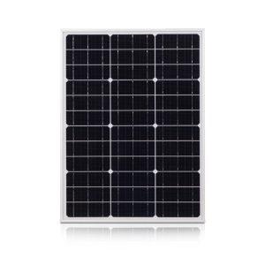 پنل خورشیدی 50 وات مونو کریستال رستار سولار