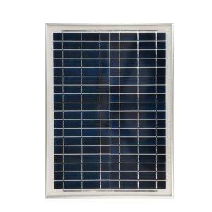 پنل خورشیدی 20 وات پلی کریستال رستار سولار