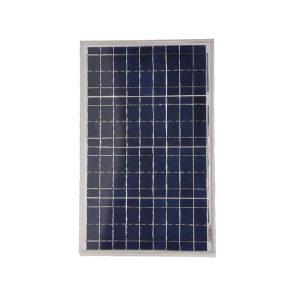 پنل خورشیدی 30 وات پلی کریستال رستار سولار