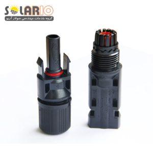 کانکتور خورشیدی PV Connector SMC4