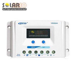 شارژ کنترلر برند Epsolar مدل VS3024A