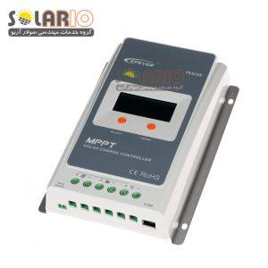 شارژ کنترلر خورشیدی MPPT 10A مدل Tracer 1210 A برند EPsolar