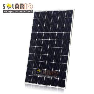 پنل خورشیدی 370 وات مونوکریستال تابان TBM72-380M