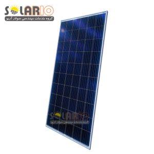پنل خورشیدی ۳۱۵ وات پلی کریستال Shinsung