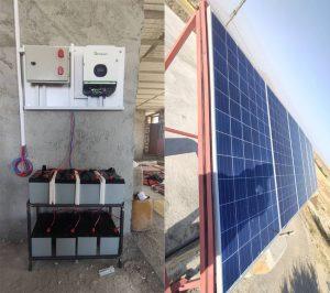 برق خورشیدی ارومیه