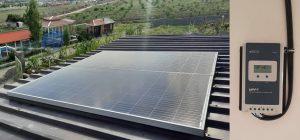 سیستم خورشیدی در فیروزکوه