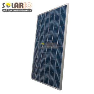 پنل خورشیدی 325 وات پلی کریستال